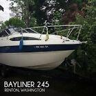 2004 Bayliner 245 Used