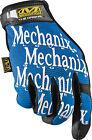 Mechanix Wear Original Gloves Blue MG-03-008 8 - Sm