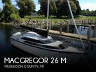 2008 Macgregor 26 M Used