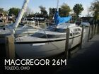 2011 Macgregor 26M Used