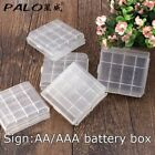 5x Plastic Case Holder Storage Box Cover for Rechargeable AA AAA Batteries