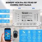 SONOFF 4CH Pro ITEAD RF 4 Gang WiFI Smart Switch for Amazon Alexa & Google Home