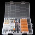 AA 9V D C Case Holder Plastic Box Battery Organizer Hard Storage AAA 39 Grids