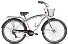"Genesis 29"" Men's GS7 Multi-Speed Cruiser Bike"