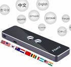 AIBECY  Real Time 2-Way Multi Language Translator Smart Device for Speech/ Text