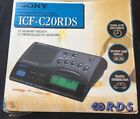 Sony ICF-C20RDS