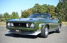 Ford Mustang  1973 Mustang CV - 351 V8 4 - Speed 1 Of 1!