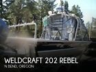 2012 Weldcraft 202 Rebel Used