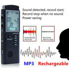 8G/16G Voice Recorder LCD HD Digital Audio Sound Dictaphone Telephone MP3 Player