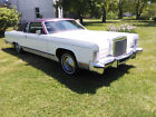 1978 Lincoln Town Car  1978 Lincoln Town Coupe  ( Town Car )