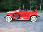 1929 Ford Model A CONVERTIBLE 1929 MODEL A FORD SHAY REPLICA