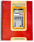 Calculated Industries 2140 Construction Master Pro Workbook and Study Guide