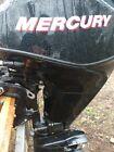 Mercury 25 hp Romote electric start Short Shaft EFI fresh water no trim w contro
