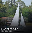 2005 Macgregor 26 Used