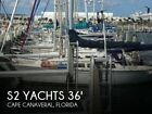 1980 S2 Yachts 11 Meter A Used