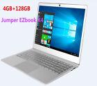 Jumper EZbook X4 4G+128GB Win10 Notebook Gemini Lake N4100 +Back Light Keyboard