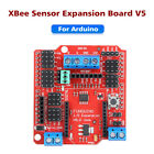 Xbee Bluetooth Bee V5.0 Sensor Expansion SD Card Shield Board For Arduino 1Pcs