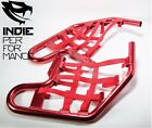 ANODIZED RED NERF BARS YAMAHA YFZ 450 2004-2013 FREE SHIPPING YFZ450 QUADS