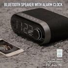 REMAX RB-M26 Bluetooth Digital Alarm Clock LED Display Loudspeaker Radio Player