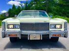 1976 Cadillac Eldorado ELDORADO 1976 Cadillac Eldorado Convertible MINT 44,000 miles Continental KIT WATCH VIDEO