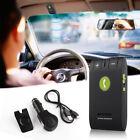 Wireless Car Bluetooth Kit Handsfree Speakerphone Speaker for iPhone cellphone