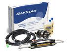 SeaStar Baystar Hydraulic Steering System Kit HK4200A-3 Includes 20' Hose Fluid