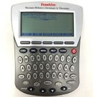 Franklin Electronic Merriam Websters Dictionary Thesaurus MWD 1470U T3a