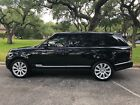 2014 Land Rover Range Rover Autobiography LWB santorini black 2014 Land Rover Range Rover CERTIFIED, LWB, AUTOBIOGRAPHY, SUPERCHARGED V8 BLACK