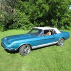 1968 Shelby Cobra GT500 KR Conv 1968 Shelby Mustang 500 KR Convertible Restomod