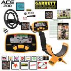 Garrett ACE 200 Metal Detector Detecting Unit 1141070 Retail $200