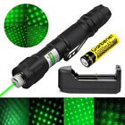 Visible 532nm Green Laser Pet Green Beam Pen Ray + Battery + Star Cap