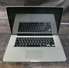 """Apple MacBook Pro 15"""" Mid 2009 Core 2 Duo T9900 2.80GHz 2GB RAM NO HDD"""