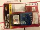 Texas Instruments TI-84 Plus CE Graphing Calculator Color Display New ( blue)