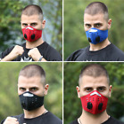 PM 2.5 filter anti pollution riding face mask