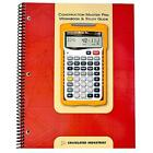 Professional Calculator For Work Industry Construction Engineers Note Guide Book
