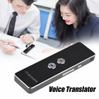 Portable Smart Voice Translator Multi-Language Instant Simultaneo Translation