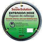 Sewersolution® Extension Hose 10Ft