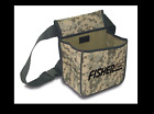 Fisher Camo Pouch for Metal Detecting Detector NEW with strap