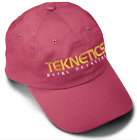 Teknetics PINK Baseball Cap One Size Fits All with Fastener Strap Hat