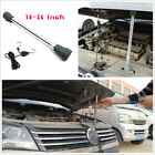 15''-24'' Extend Car Engine Cover Repair Prop Nylon Rope Tool Kit Paintless Dent