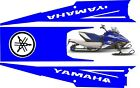 YAMAHA SNOSCOOT TUNNEL GRAPHICS wrap decals sticker ES 200 kids sled 2018 2019