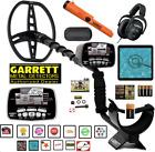Garrett AT Pro Metal Detector, MS-2 Headphones & AT Pro Pointer for Detecting