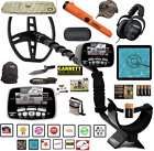 Garrett AT Pro Metal Detector MS-2 Headphones & Many Extras, GREAT PACKAGE SETUP