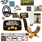 Garrett ACE 200 Metal Detector Unit for Detecting NEW Item: 1141070 Retail $225