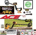 Garrett ACE 250 Metal Detector Unit 1141070 Retail $249.95