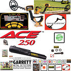 Garrett ACE 250 Metal Detector with Pouch & Pro Pointer item 1141070 Retail $392