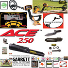 Garrett ACE 250 Metal Detector with Pouch & Pro Pointer item 1141070 Retail $432