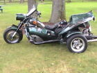 2012 Custom Built Motorcycles The Predator  MOTORCYCLE TRIKE (CUSTOM BUILT-THE PREDATOR)