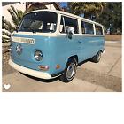 1971 Volkswagen Bus/Vanagon DeLuxe 1971 Volkswagen Bus/Vanagon  DeLuxe