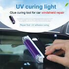 UV Cure Lamp Ultraviolet UV Light for Car Auto Glass Windshield Repair Kit Black